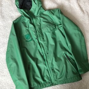 Green Burton Ski Jacket